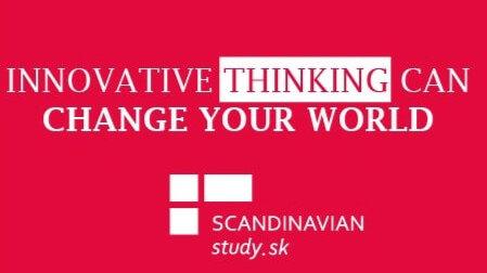 Studium v Dansku so Scandinavian study